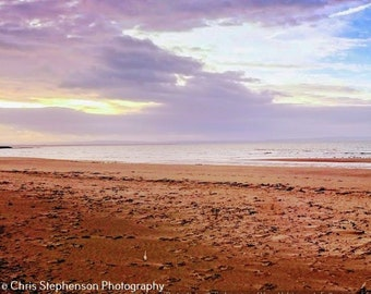 Stevenston Beach - North Ayrshire