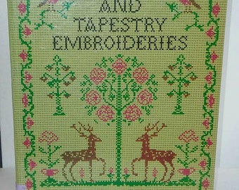 samplers and tapestry embroideries by marcus huish 1970