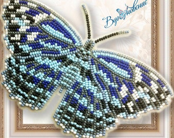Beaded butterfly | Etsy