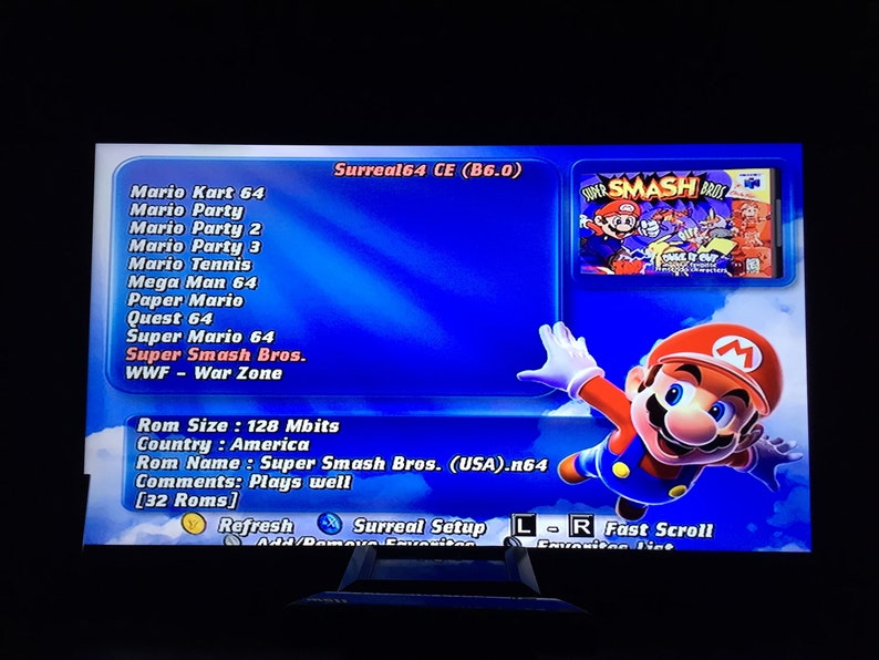 Modded Xbox over 5000 games Nes Snes Genesis N64 and more
