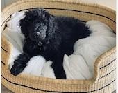 Dog bed furniture Large dog bed Custom pet bed Unique pet pet