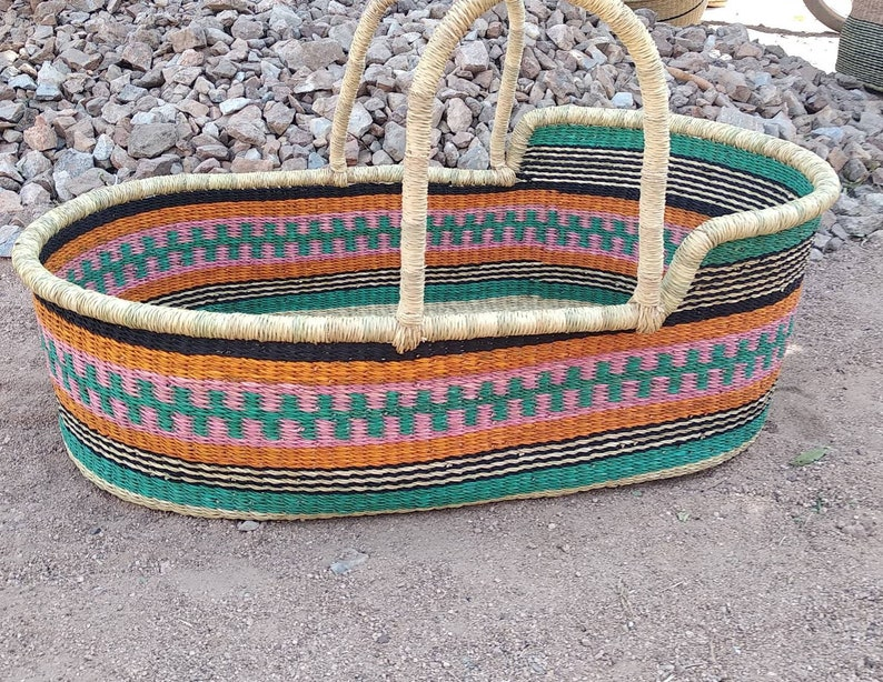 Moses basket baby nest baby liege baby schlaf nest etsy