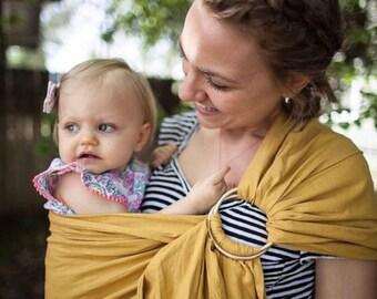 51c7e9b0aa6 Linen baby sling