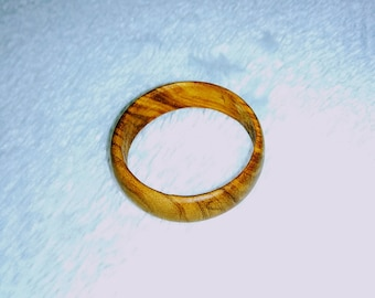 Wooden Ring Bethlehem Olive wood