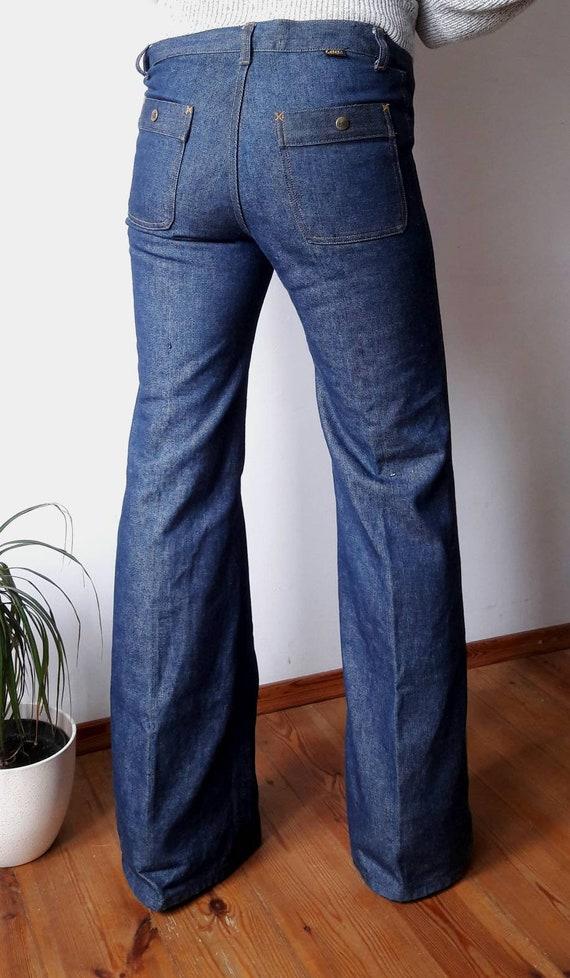 Deadstock original Lee Jeans, size 29\34. Vintage