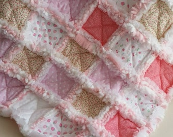Rag Quilt, made to order.