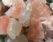 Himalayan Salt Crystals, Himalayan Salt Stones, Himalayan Salt, Himalayan Salt Chunks, Himalayan Salt Rocks, Himalayan Barh Salts, Raw