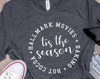 cb6e51955 Christmas Shirt | Funny Christmas Shirt | Holiday Shirt | Funny Christmas  Tshirt | Christmas Graphic Tee | Womens Christmas Shirt | Winter