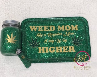Weed rolling tray | Etsy