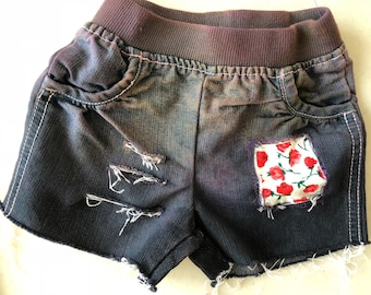 9m Rose Dreams Silvia Shorts