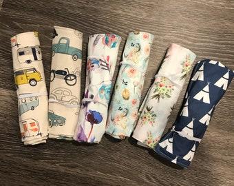 Travel diaper Changing mats
