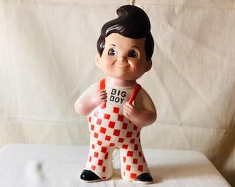 249b48d2299 Collectible bank Vintage advertising Big Boy Restaurant Bank 1973  memorabilia