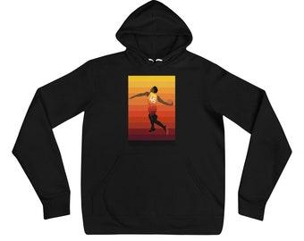 2891b9c7d13893 Spida Dunk - Unisex hoodie. SaturdayAthleticClub