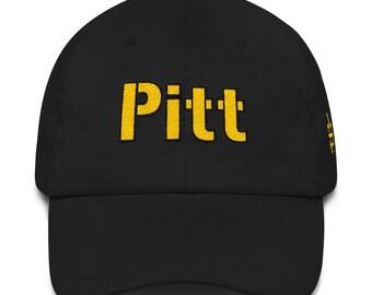 0b32cc09731 Pitt - Dad hat. SaturdayAthleticClub