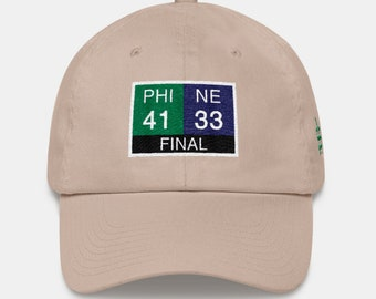 LII Scoreboard - Dad hat 7a37e3cdc