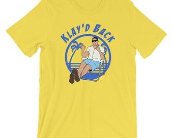 Klay'd Back - T-Shirt