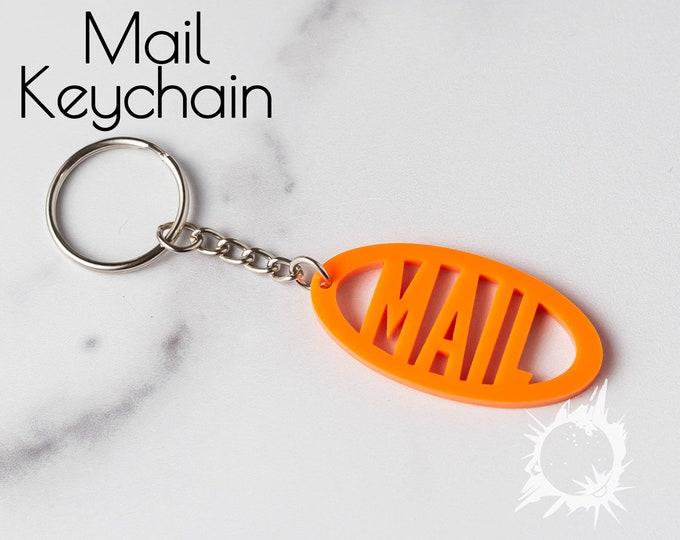 Mail Keychain