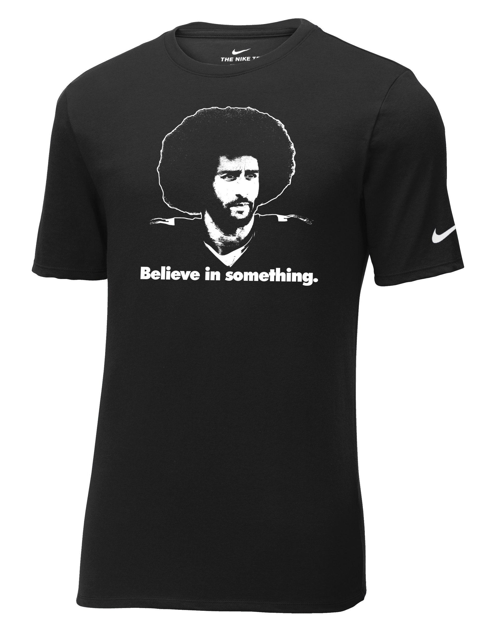 72f4f88e4 Colin Kaepernick Shirts Just Do It Nike ad campaign | Etsy