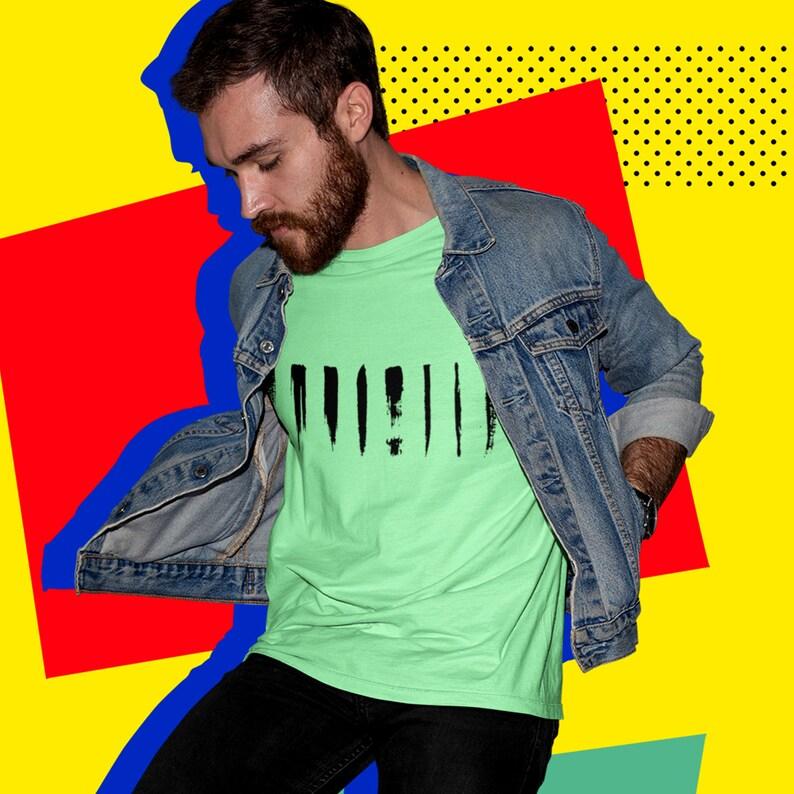 Art Teacher T-shirt, Graphic Designer Shirt, Illustrator Brush Stroke  Shirt, Photoshop Shirt, Painters T-shirt, Designer Tee