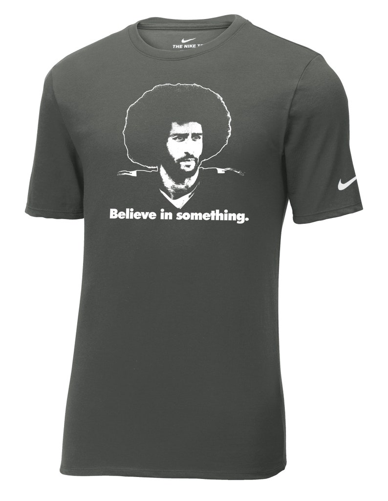 2d55a2ce2 Colin Kaepernick Shirts Just Do It Nike ad campaign