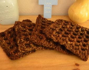 Handmade Crochet Pot Holders