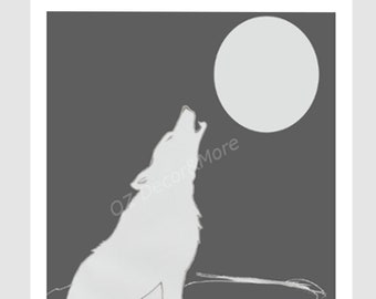 Howling Wolf No.2