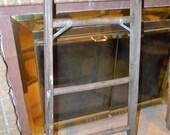 4 Foot Wooden Ladder Blanket Ladder Plant Stand