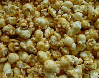 3 Caramel Popcorn Balls