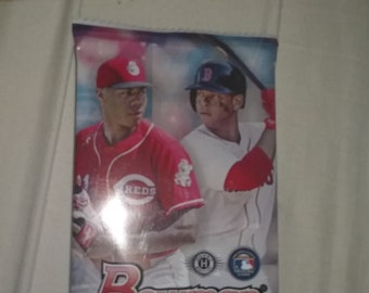 2018 bowman unopened pack