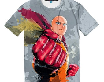 One Punch Man T-shirt, Men's Women's All Sizes