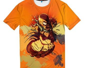 One Punch Man Art T-shirt, Men's Women's All Sizes