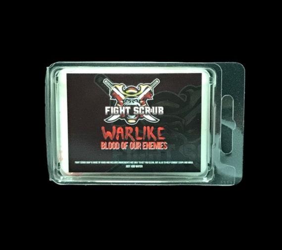 'Warlike' by Fight Scrub
