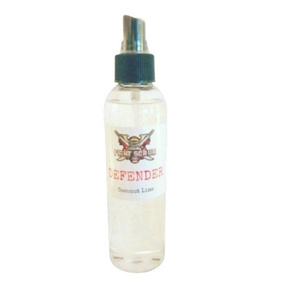 Fight Scrub Coconut Lime Defender Spray