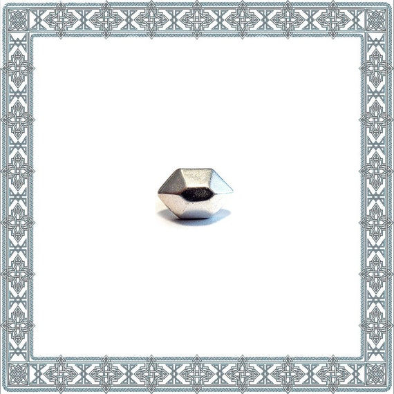 Conchos 6 Ornamental Rivets UNICORN Silver Plated Rivet Unicorn Fitting Rivet Mythology Accessories Fantasy Garb Supplicants Larp Fashion Accessory