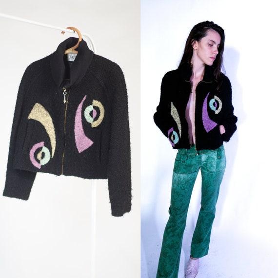 90's Zapa bomber jacket