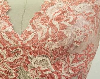 Stretch lace Ceremony Dress