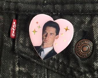 Dale Cooper Pin