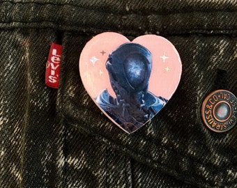 Lost in Space Robot Pin