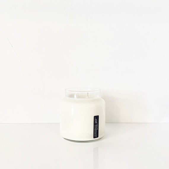 22 oz Apothecary Jar Double Wick Soy Candle - Pick Your Scent