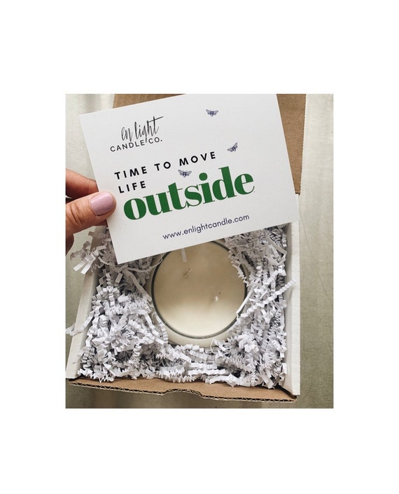 Monthly Candle Subscription Box - the Light Box