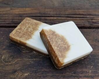 Cafe Latte Handmade Soap