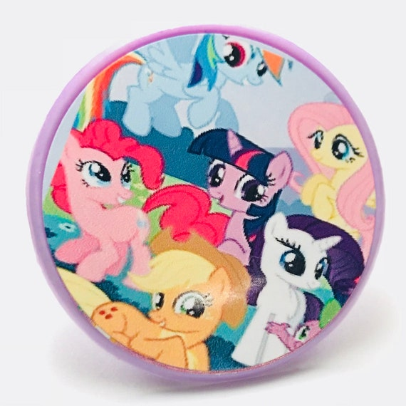 My Little Pony Cupcake Toppers 16 Topper Rings