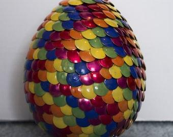 Rainbow Dragon Egg