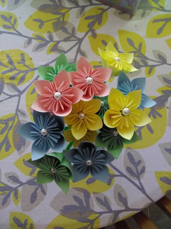 24 Best Sticky Note Origami images in 2020 | Origami, Diy origami ... | 760x570