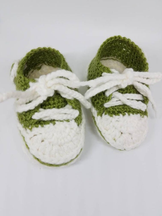 Baby converse booties infant sneakers
