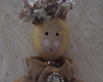 Magdalene Faith dolls by Tabitha