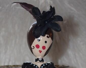 Alice Faith dolls by Tabitha