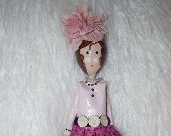 Molly Faith dolls by Tabitha