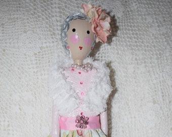 Ms. Walker Faith dolls by Tabitha
