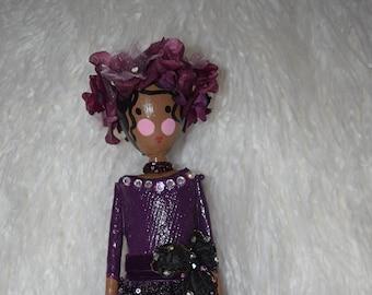 Miss Hattie  Faith dolls by Tabitha